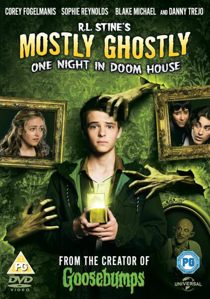 RL Stine's Mostly Ghostly 3: Doom House