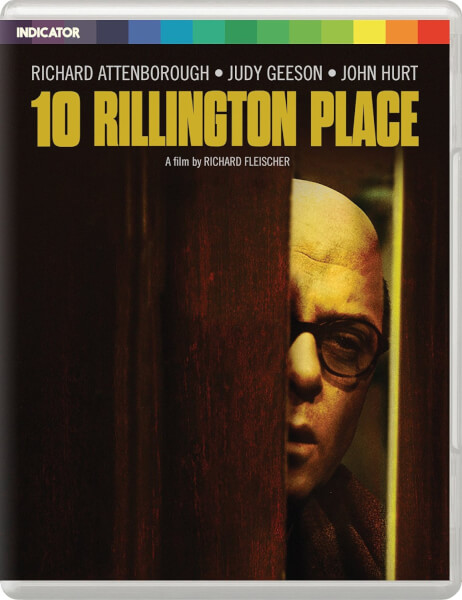 10 Rillington Place - Dual Format (Includes 2D Version)
