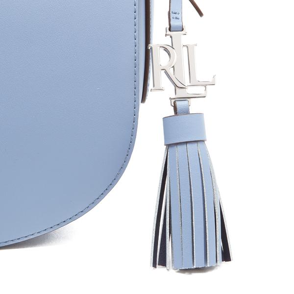 c6547a3fbf Lauren Ralph Lauren Women s Dryden Caley Mini Saddle Bag - Blue Mist Marine   Image