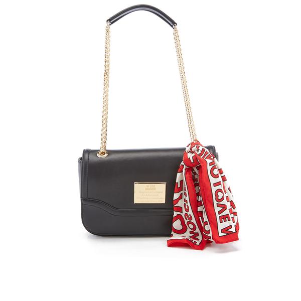 Love Moschino Women s Shoulder Bag - Black  Image 1 036159ba63