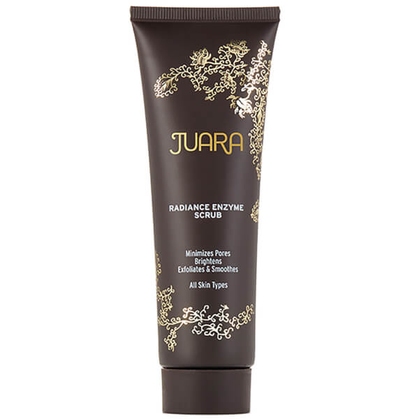 Juara Enzyme Radiance Scrub Sample