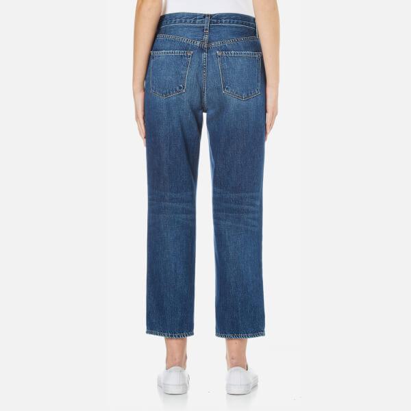 Womens Ivy High-Rise Crop Straight Jeans J Brand uxF8qAMAx0
