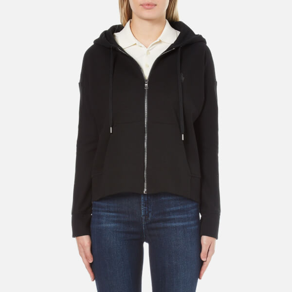 Polo Ralph Lauren Women's Long Sleeve Hoody - Polo Black