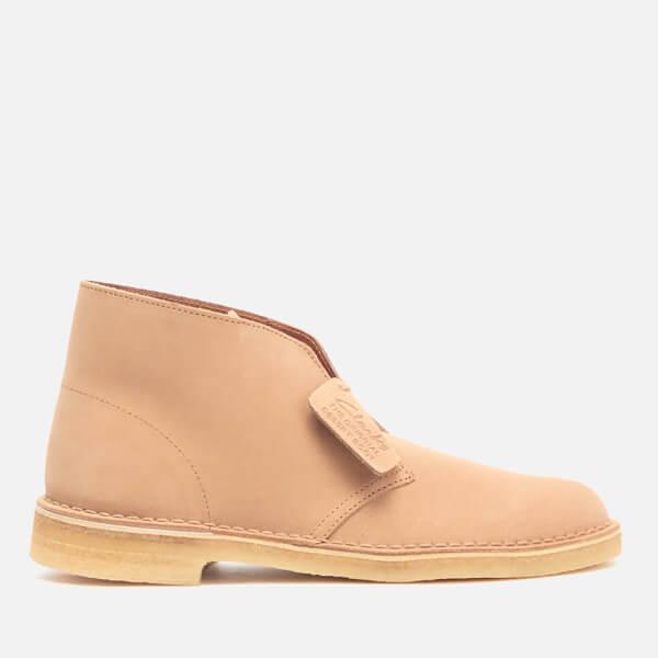 Clarks Originals Men's Desert Boots - Fudge Suede