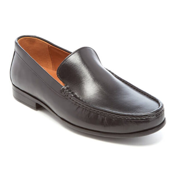 Clarks Claude Plain - Loafers Black Men