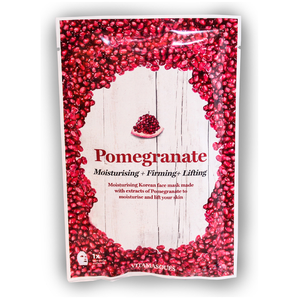 Vitamasques Pomegranate Firming Lifting Mask