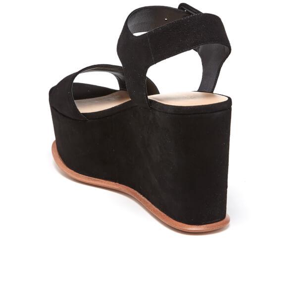 91a72bb25b2 Loeffler Randall Women s Alessa Flatform Sandals - Black  Image 4