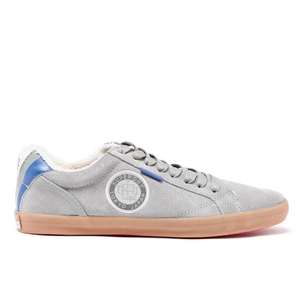 Superdry Men's Carnage Trainers - Grey