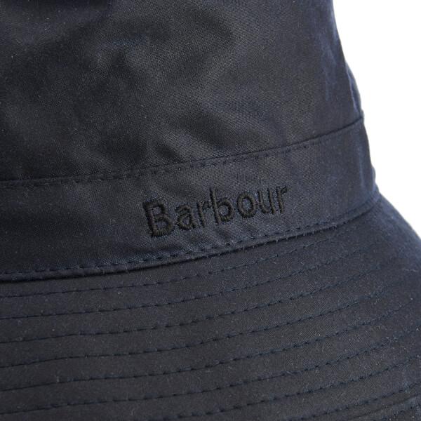 6c60419e4aff5 Barbour Men s Wax Sports Hat - Navy  Image 4