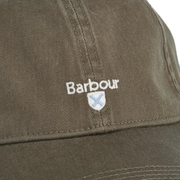 Barbour Men s Cascade Sports Cap - Olive  Image 3 5dc27c523f86