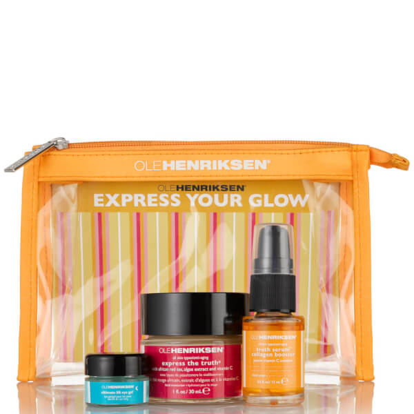 Ole Henriksen Express Your Glow Kit (Worth £60): Image 01