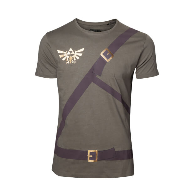 The Legend of Zelda - Belt T-Shirt