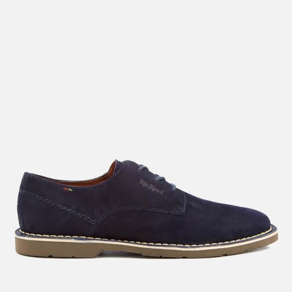 Chaussures à Lacets Homme Kanning Kickers -Bleu Foncé