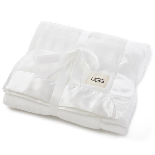 Ugg Babies Large Receiving Blanket Cream Free Uk