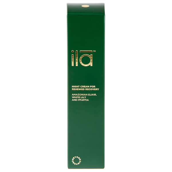 Ila-Spa Night Cream for Renewed Recovery 50ml