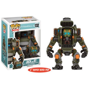 Lot de 2 Figurines Pop! Titanfall 2 Jack & BT