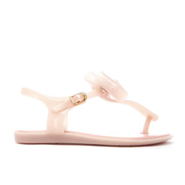 Mini Melissa Kids' Solar Bow Sandals - Blush