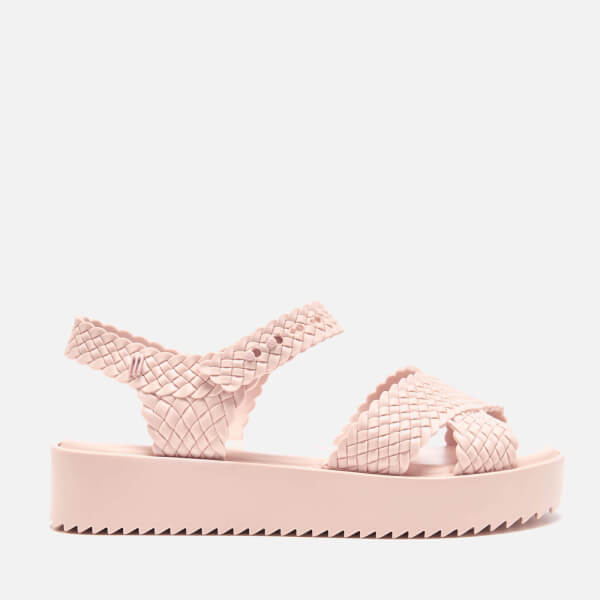 Melissa Women's Salinas Hotness Flatform Sandals - Blush