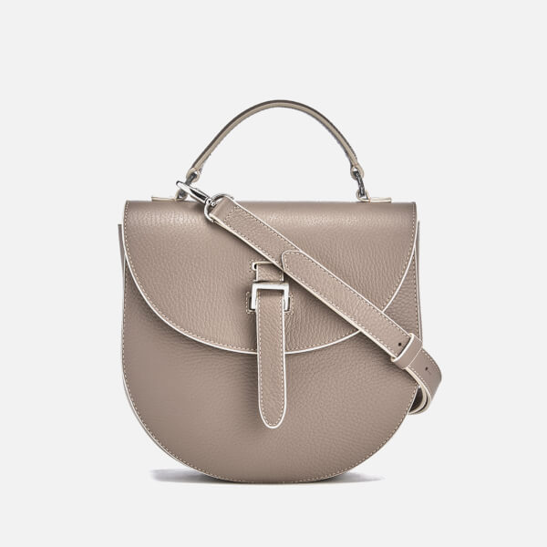 meli melo Women's Ortensia Cross Body Bag - Taupe