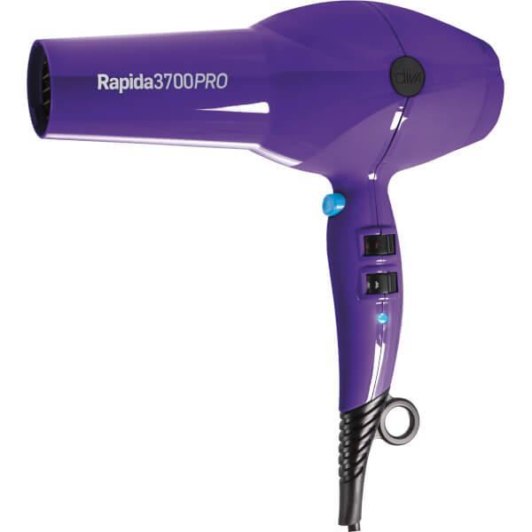 Diva Professional Styling Rapida3700PRO Dryer - Periwinkle
