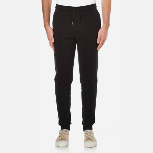 Polo Ralph Lauren Men's Rib Cuffed Jog Pants - Polo Black