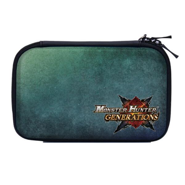 Nintendo 3DS XL Hard Pouch - Monster Hunter Generations