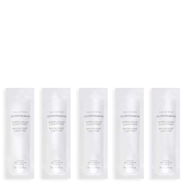Gloss Moderne Clean Luxury Travel Conditioner (5 Pack)