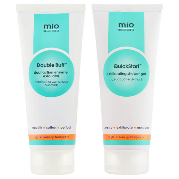 Mio Shower Essentials Duo (Valorisé à 49.00€)
