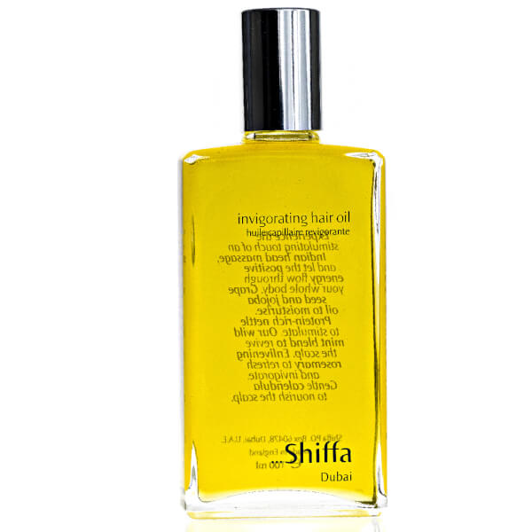 Shiffa Invigorating Hair Oil 100ml