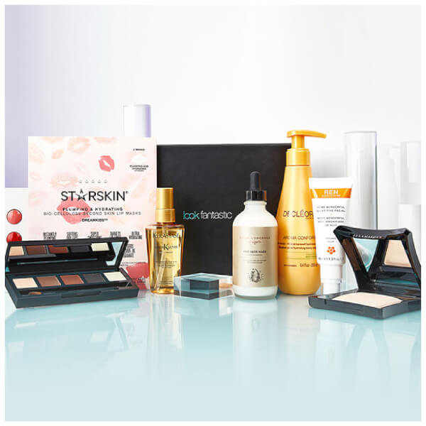 Lookfantastic Limited Edition Beauty Box (Worth £160): Image 01