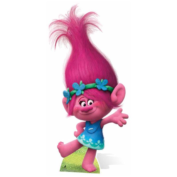 Trolls Princess Poppy Cutout