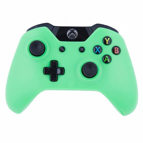Manette Sans Fil Xbox One Custom -Édition Vert Mat