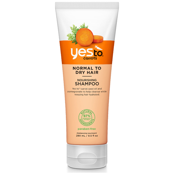 Yes To Carrots Nourishing Shampoo 280ml