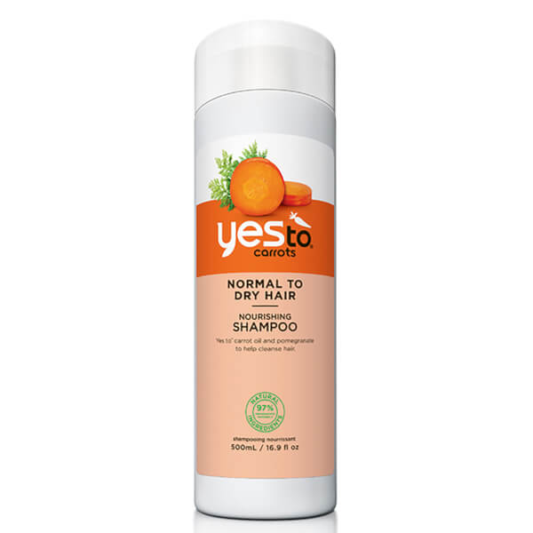 yes to Carrots Nourishing Shampoo 500ml