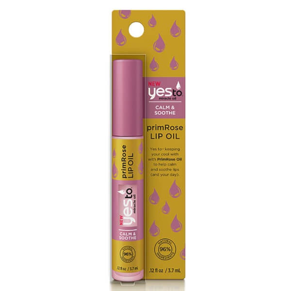 yes to PrimRose Lip Oil