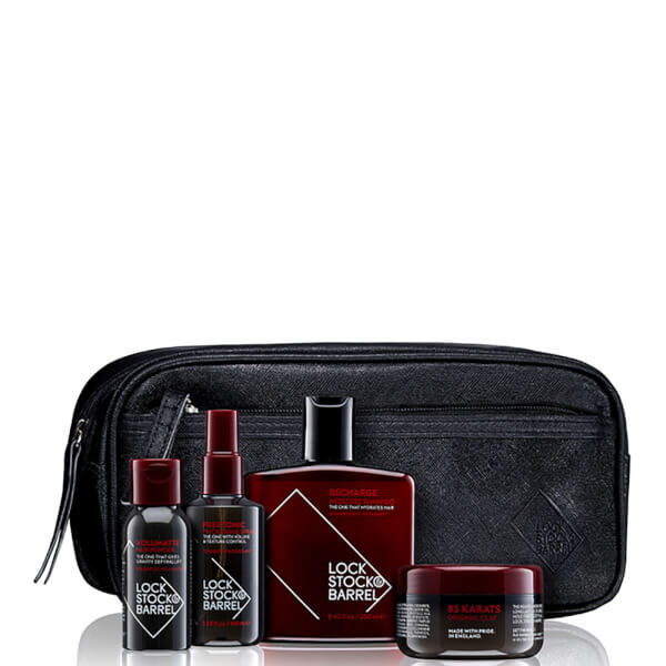 Lock Stock & Barrel Styling Heroes Gift Set