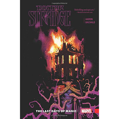 Doctor Strange: The Last Days of Magic - Volume 2 Graphic Novel