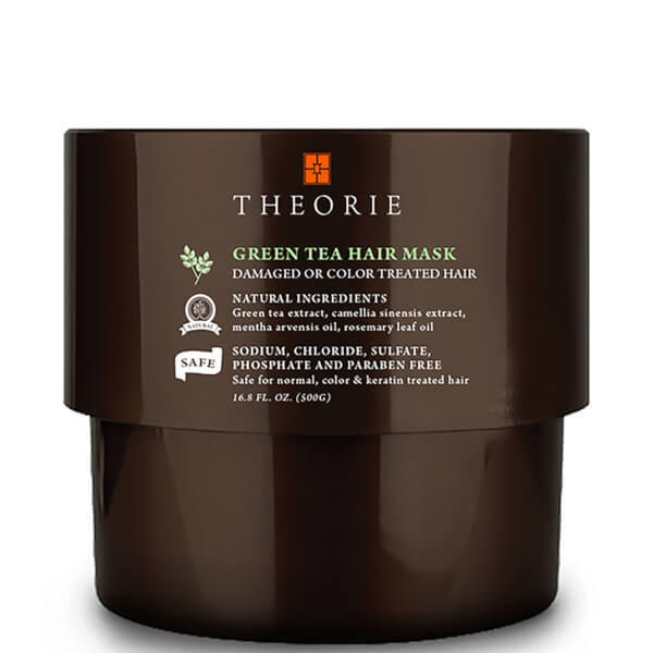 Theorie Green Tea Energizing Hair Mask 16.9 fl oz