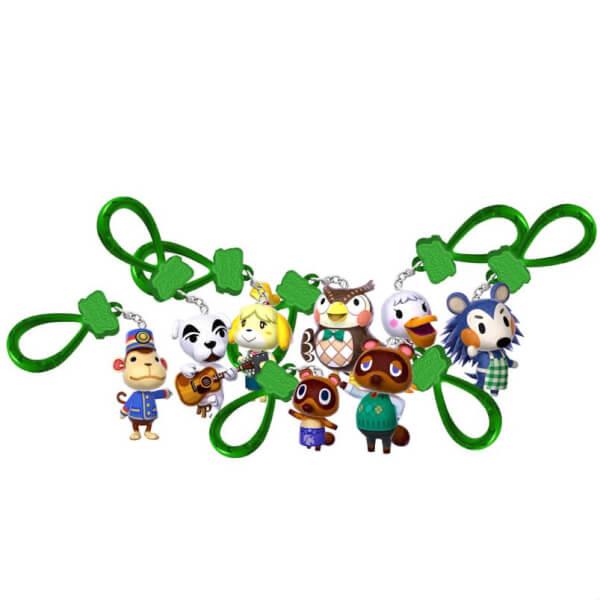 Animal Crossing Backpack Buddies