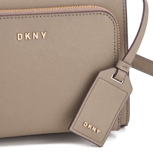 dkny women 39 s bryant park pocket cross body bag clay free uk delivery over 50. Black Bedroom Furniture Sets. Home Design Ideas