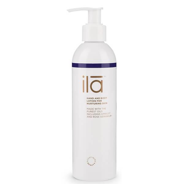ila-spa Body Lotion for Nurturing Skin 250ml