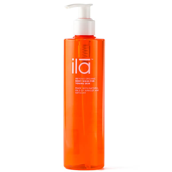 ila-spa Body Wash for Toning Skin 300ml