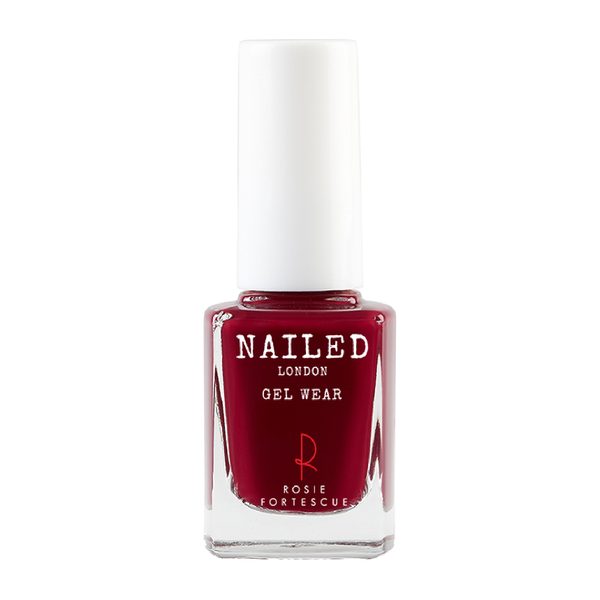 Nailed London with Rosie Fortescue Nail Polish 10ml - Man Eater