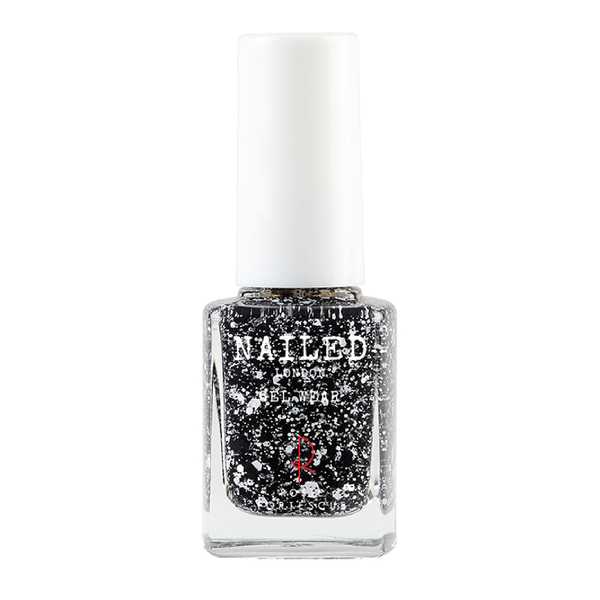 Nailed London with Rosie Fortescue Nail Polish 10ml - London Conundrum Glitter Special