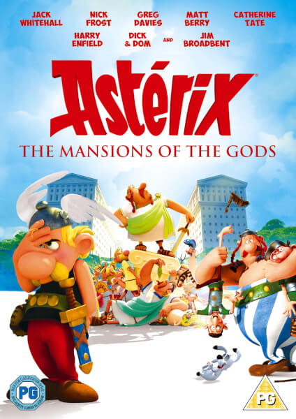 Asterix & Obelix: Mansion Of The Gods