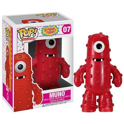 Funko Muno Pop! Vinyl