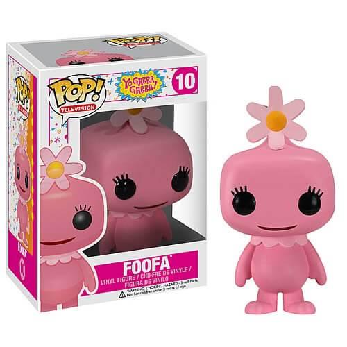 Funko Foofa Pop! Vinyl