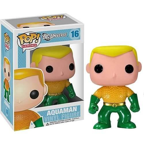 Funko Aquaman Pop! Vinyl