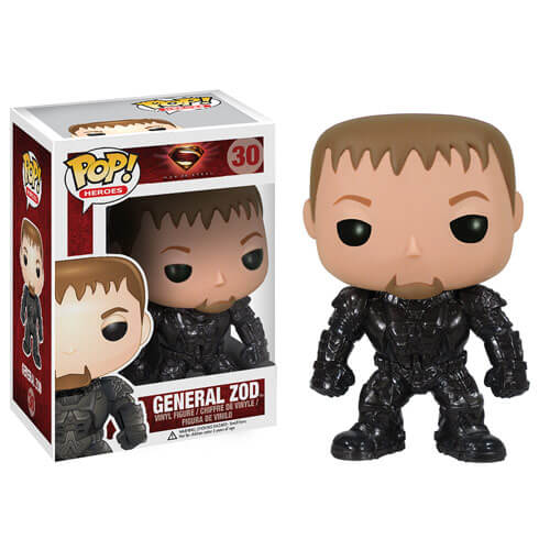 Funko General Zod (Man Of Steel) Pop! Vinyl
