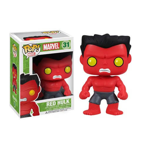 Funko Red Hulk Pop! Vinyl